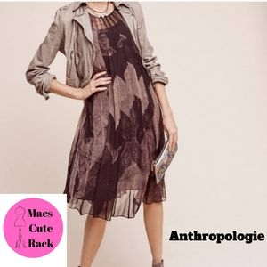 Anthropologie Neeru Kumar Oleda Dress